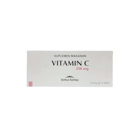 VITAMIN C 250 MG KF 100 TABLET
