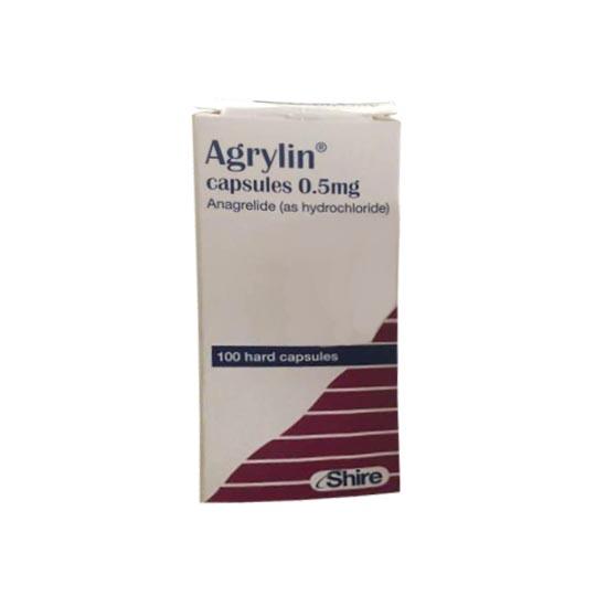 AGRYLIN KAPSUL 0.5 MG