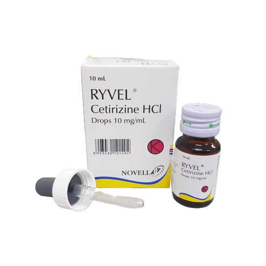 RYVEL DROPS 10 ML