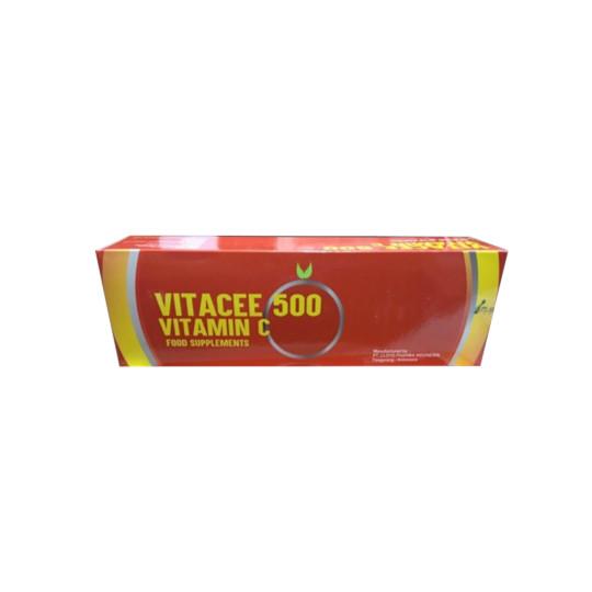 VITACEE 500 10 KAPSUL