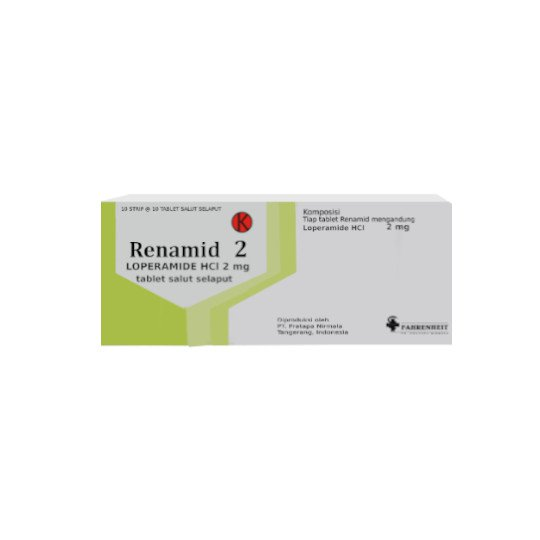 RENAMID 2 MG 10 TABLET