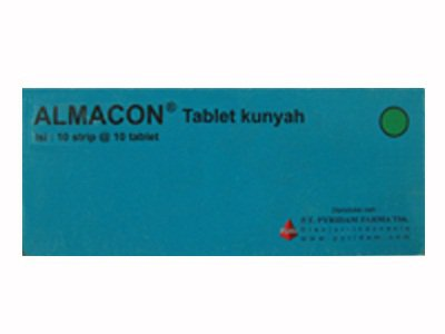 ALMACON 10 TABLET
