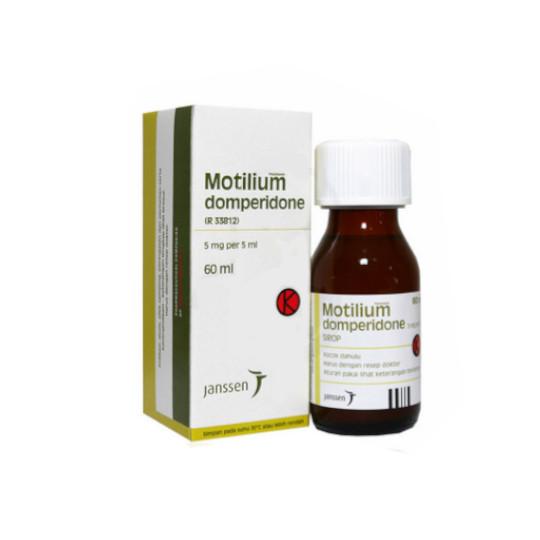 MOTILIUM SIRUP 60 ML
