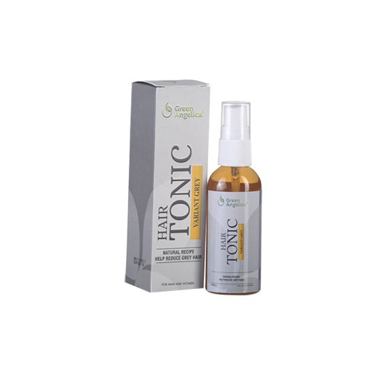 GREEN ANGELICA HAIR TONIC VARIANT GREY 60 ML