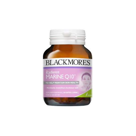 BLACKMORES RADIANCE MARINE Q 10 30 KAPSUL