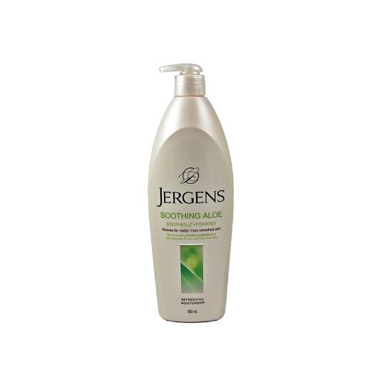 JERGEN SOOTHING ALOE 650 ML