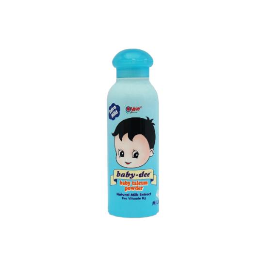 Baby Dee Talcum Powder Milk 100 ml