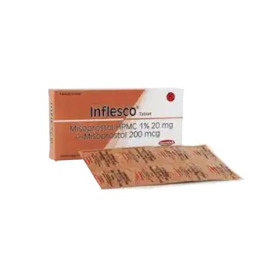 Inflesco 200 mcg Tablet