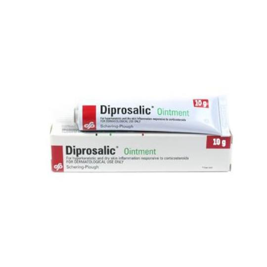 DIPROSALIC SALEP 10 G