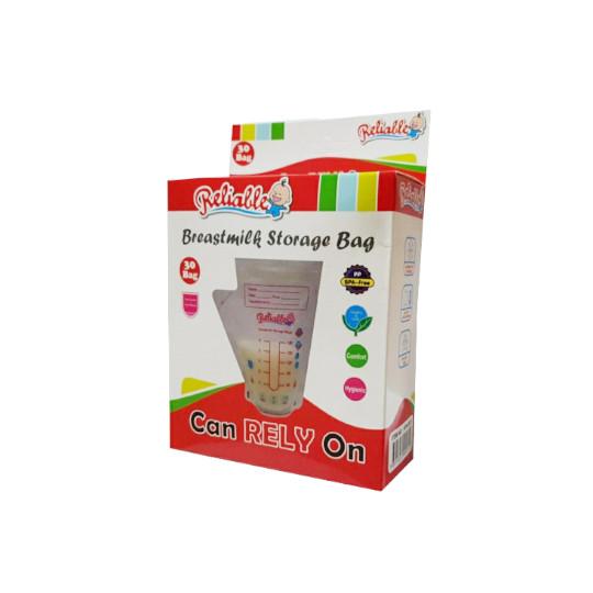 Reliable Kantong Asi 200 ml 30 Pieces