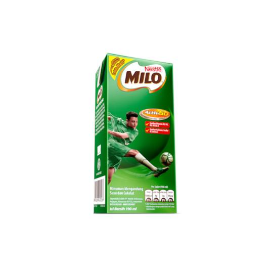 MILO ACTIV-GO UHT 190ML