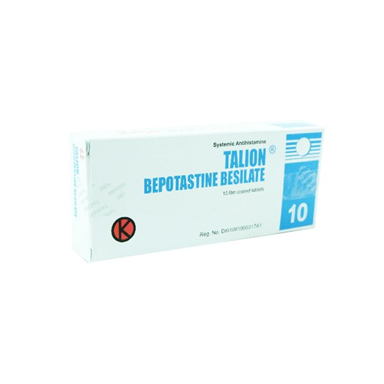 TALION 10 MG 10 tABLET