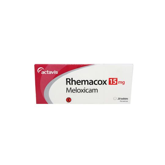 RHEMACOX 15 MG 10 TABLET