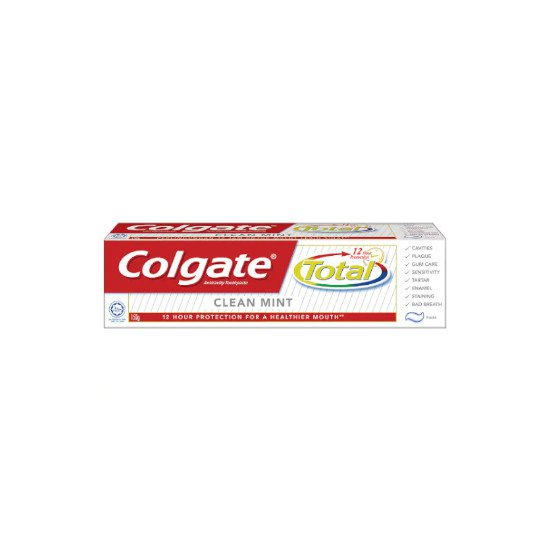 COLGATE TOOTHPASTE TOTAL COOL MINT 150 G