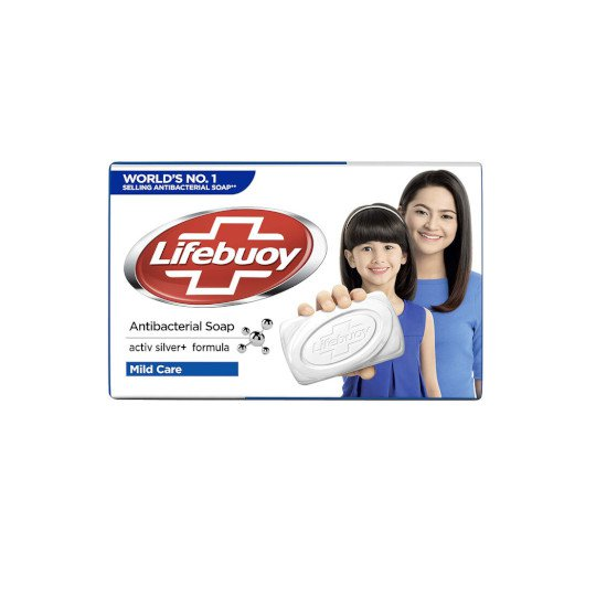 LIFEBUOY SOAP BAR MILD CARE 60 G