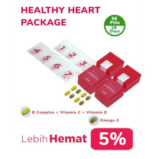 HEALTHY HEART PACKAGE (28-DAYS)
