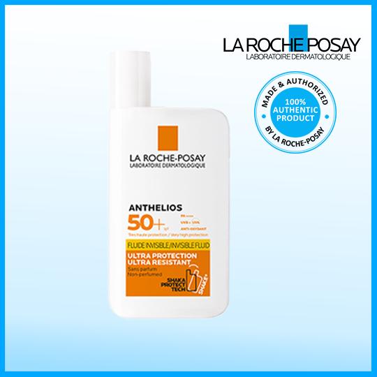 La Roche Posay Anthelios 50+ SPF Invisible Fluid 50 ml