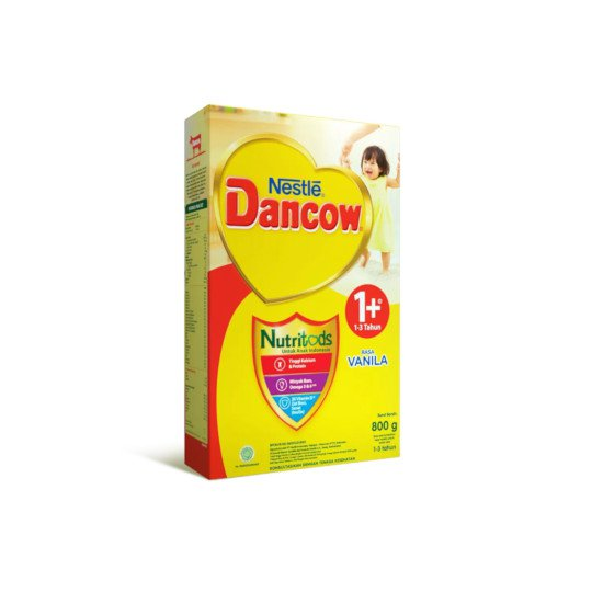 DANCOW 1+ VANILA 800 G
