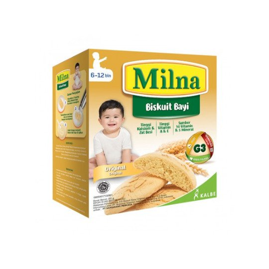 MILNA 6-12 BISKUIT BAYI ORIGINAL 130 G