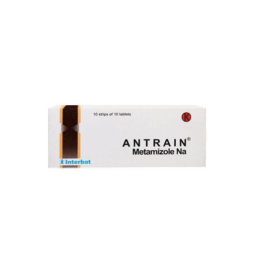 ANTRAIN 500 MG 10 TABLET