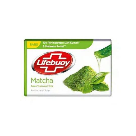 LIFEBUOY SOAP BAR MATCHA 75 G