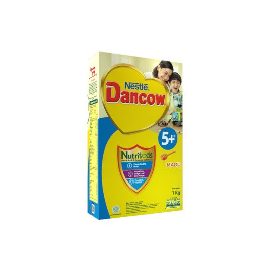 Dancow 5+ Madu 1 kg
