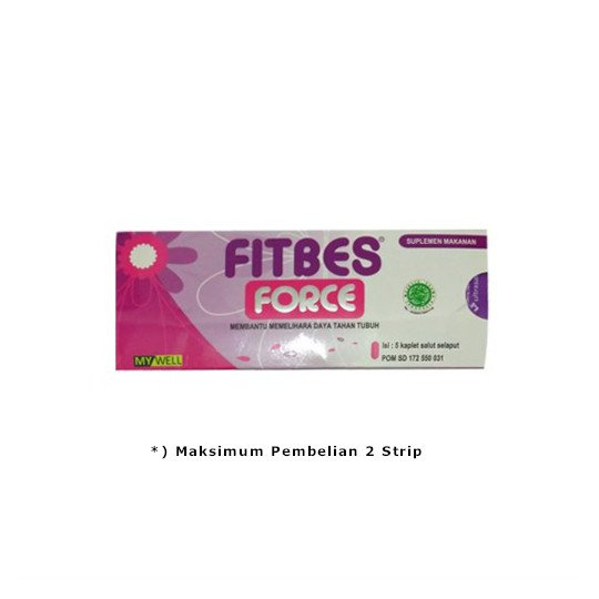 FITBES FORCE 5 TABLET