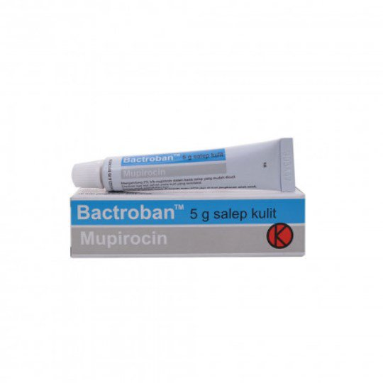 BACTROBAN 2% SALEP 5 G