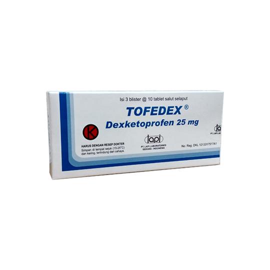 TOFEDEX 10 TABLET