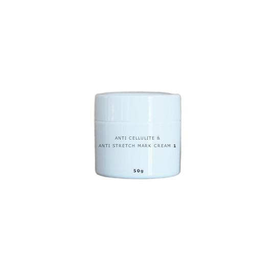 Anti Cellulite & Anti Stretch Mark Cream 1 - 50 g - Erha