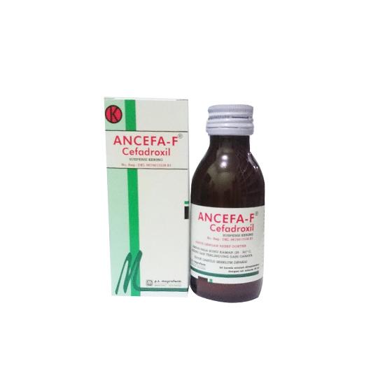 ANCEFA FORTE DRY SIRUP 60 ML