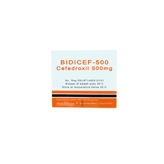 BIDICEF 500 MG 6 KAPLET