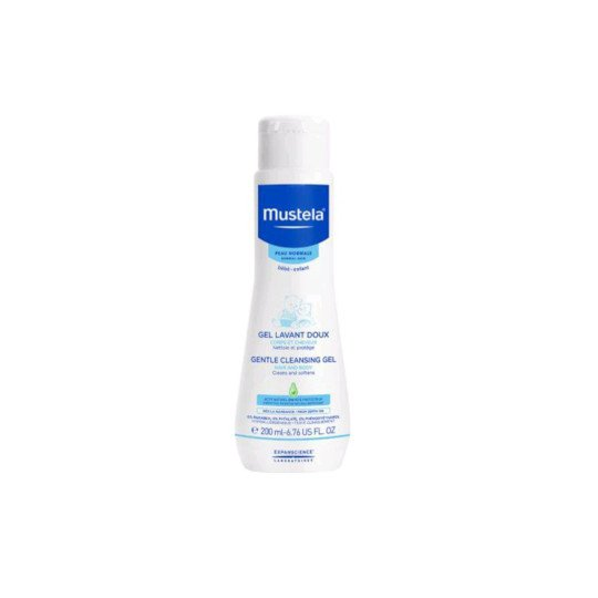 MUSTELA GENTLE CLEANSING GEL 200 ML