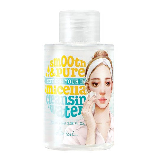 ARIUL SMOOTH & PURE MICELLAR CLEANSING WATER 100 ML