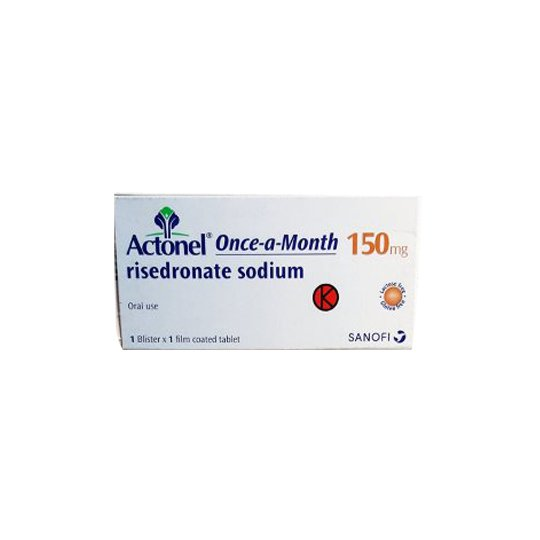 ACTONEL TABLET 150 MG