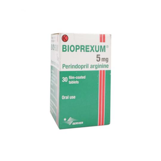 BIOPREXUM 5 MG 30 TABLET
