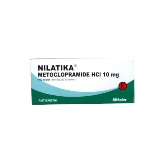 NILATIKA 10 MG 10 TABLET