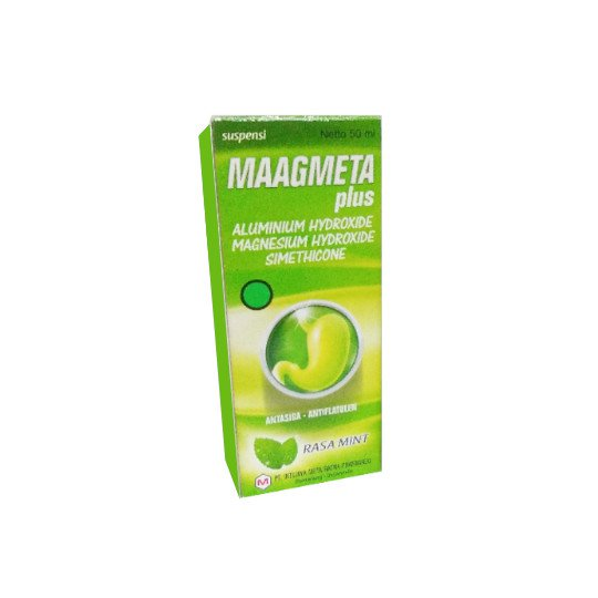 MAAGMETA PLUS SIRUP 50 ML