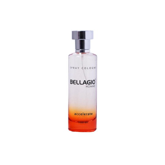 BELLAGIO SPRAY COLOGNE ACCELERATE 100ML