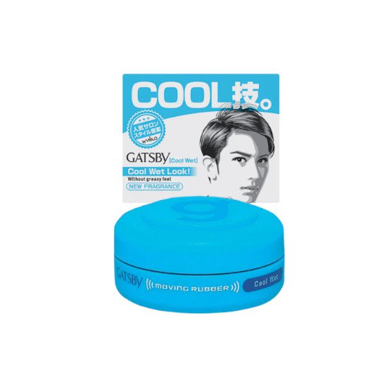 GATSBY MOVING RUBBER COOL WET 15 G