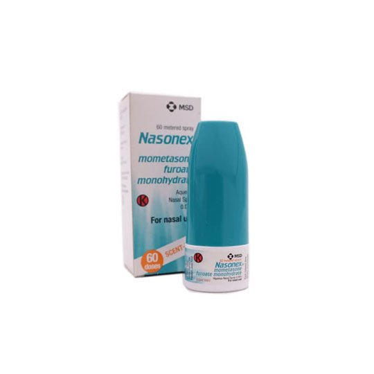 NASONEX NASAL SPRAY 60 DOSIS