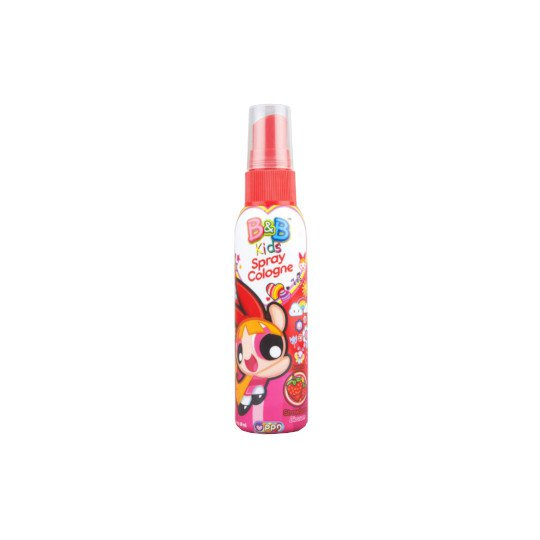 B&B KIDS SPRAY COLOGNE STRAWBERRY 100 ML