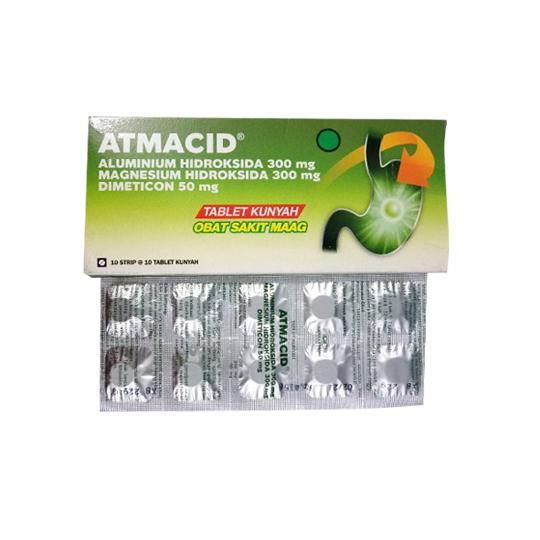 ATMACID 10 TABLET