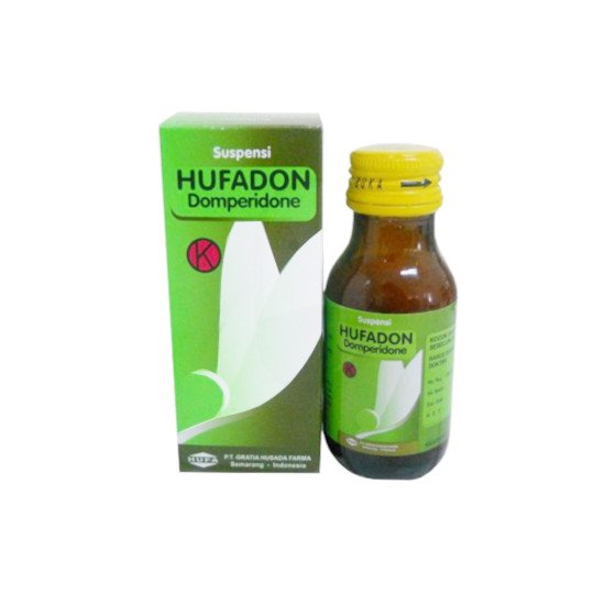 HUFADON SIRUP 60 ML