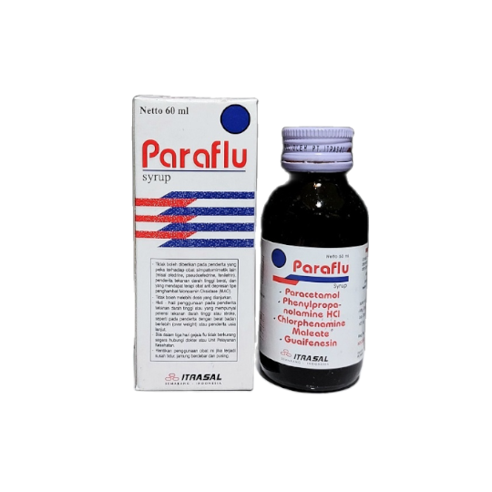 PARAFLU 60 ML