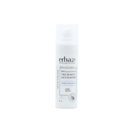 Erha21 Truwhite Activator Neck Cream SPF 25 /Pa ++ 30 ml
