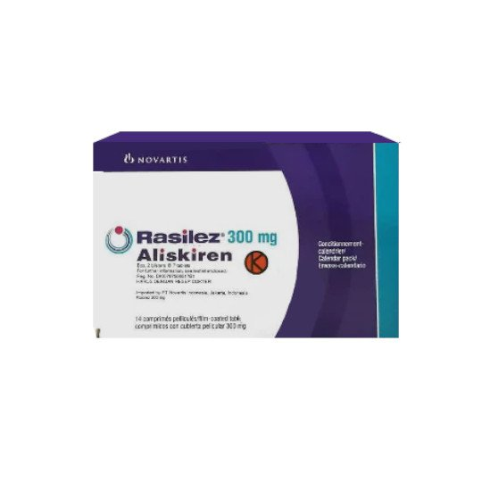 RASILEZ 300 MG 7 TABLET