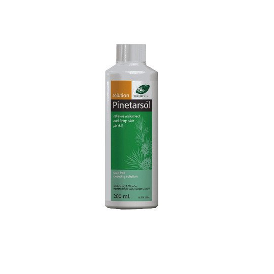 PINETARSOL SOLUTION 200 ML