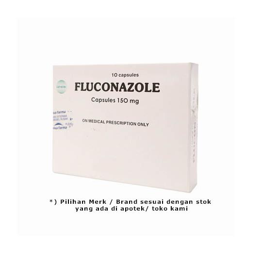 Fluconazole 150 mg Kapsul