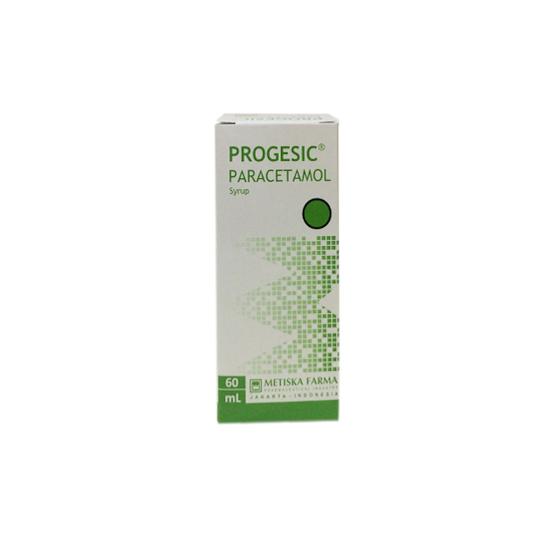 PROGESIC SIRUP 60 ML
